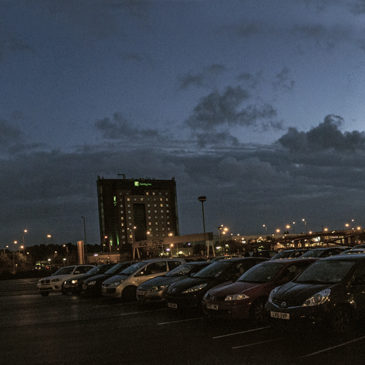 Drive-In Cinema at Brent Cross by Experience Cinema