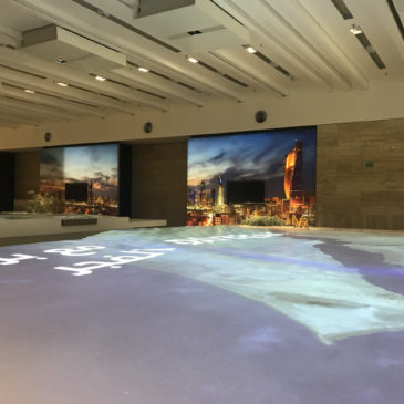 SMARTENTITY Chooses Digital Projection for Kuwait Habitat Museum