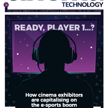 March 2020 editon of Cinema Technology Magazine now availble online