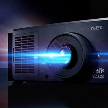 NEC launches the quietest digital cinema projector on the market – NEC Display Solutions