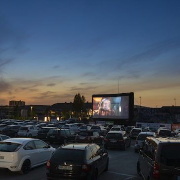 Comeback of drive-in cinema amid Coronavirus