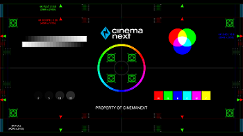 CinemaNext Makes Its Test DCP Package Available to Cinemas Across Europe Ahead of Re-Openings | CinemaNext