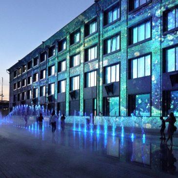 Digital Projection's M-Vision Projectors Help Revitalise Roshen Factory